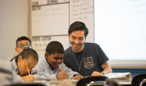 Jude Ledyard: Student Relationships Built on Love