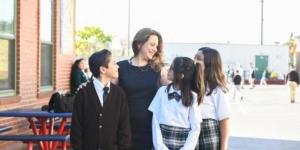 Give Living Hope to Catholic Schools